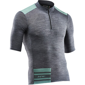 Northwave Epic SS Jersey Men black melange